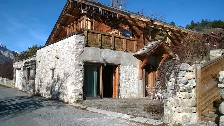 Le petit refuge - Hautes-Alpes - Chalet