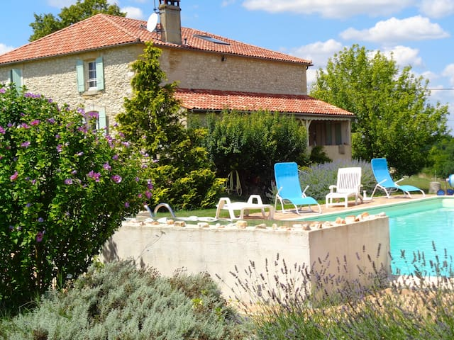 Cottage Le Binou M.M. 13 people - Montagnac-sur-Lède