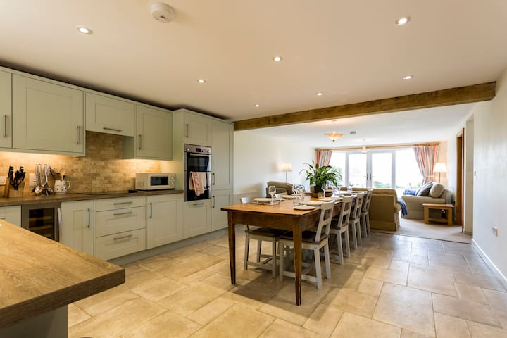 Beautiful family accommodation