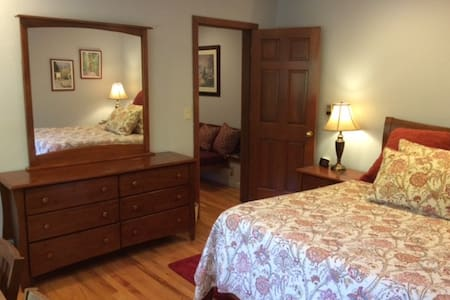 Redwood Retreat - Upscale 1 Bedroom Suite - Ben Lomond - Ház