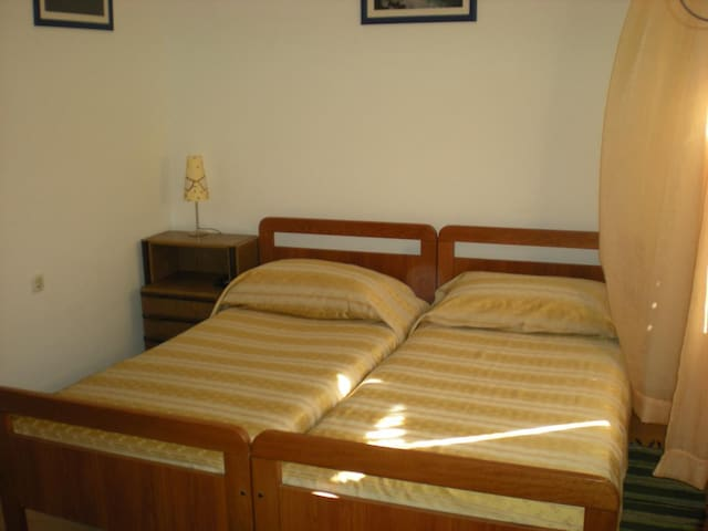 Studio flat with air-conditioning Lastovo (AS-13678-a)