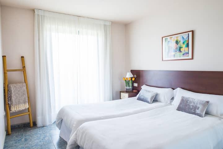 Apartamento 1 dormitorio  Aptos. Dunas de Liencres