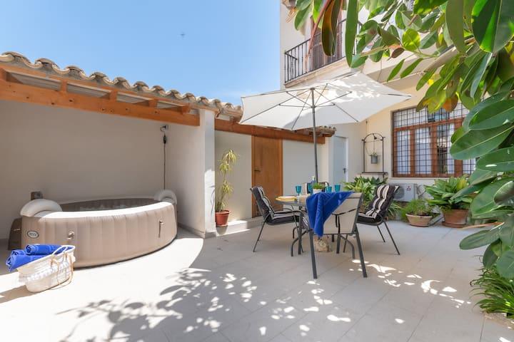 Serra de Tramuntana, corazón de Mallorca!