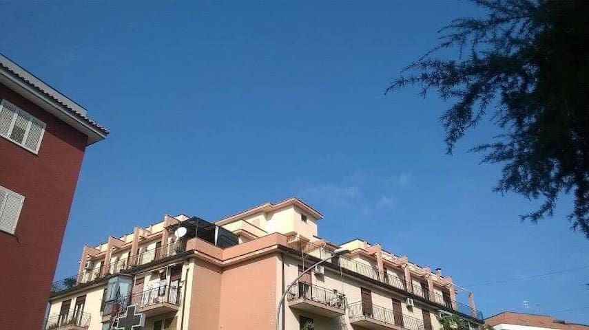 AFFORDABLE Apartment Kambal Penthouse in Sicily - Giarre