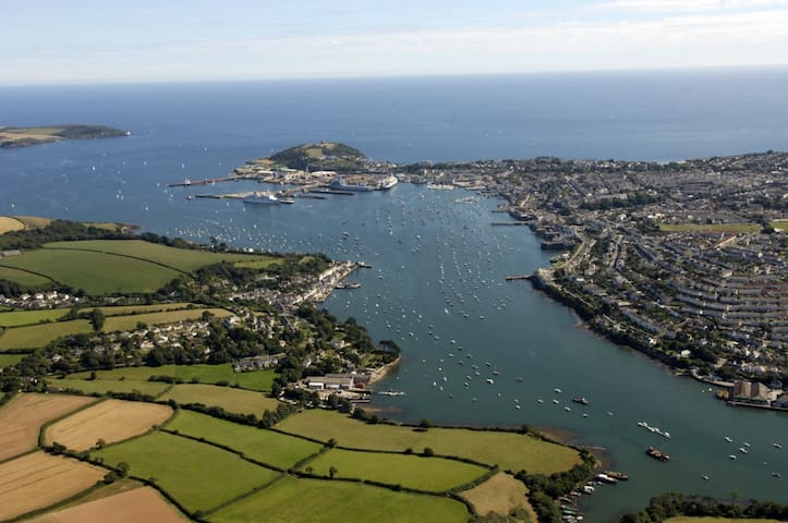 The Sidings, Penryn (nr. Falmouth) - Penryn - Apartamento