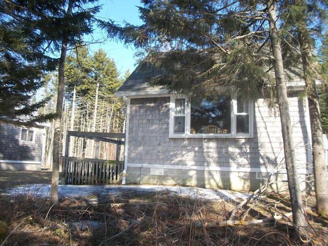 Ocean Spray Cottages - Eagles Nest #3 - Harrington - Blockhütte