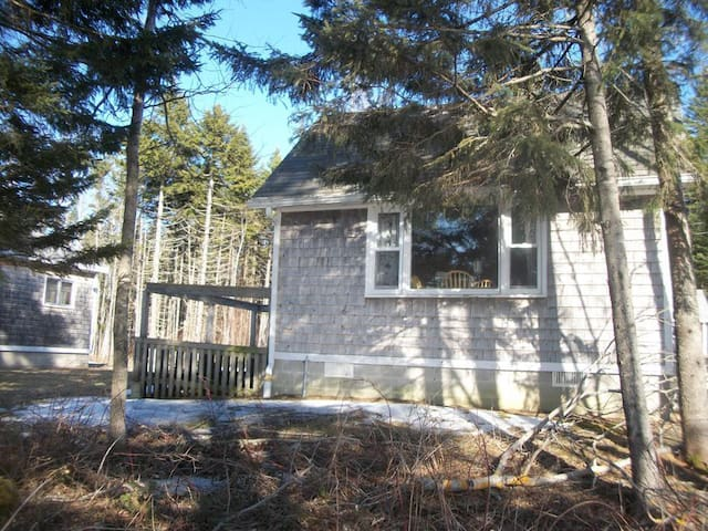 Ocean Spray Cottages - Eagles Nest #3 - Harrington - Srub