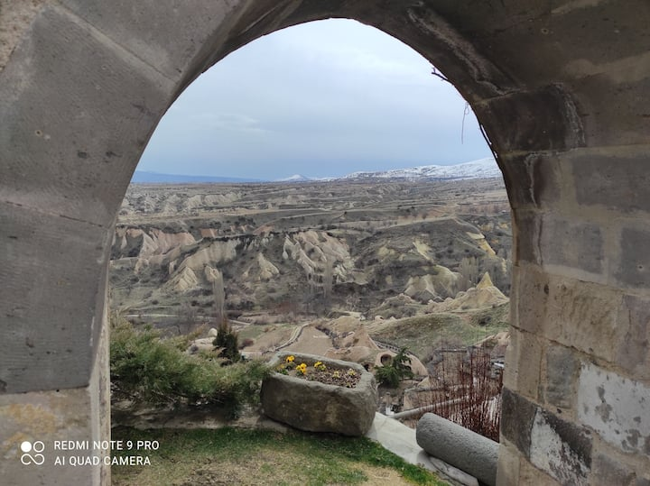 İt's your house in Cappadocia