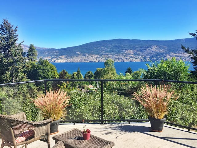 Summerland Perch - Okanagan Lake View Home - Summerland - Dom