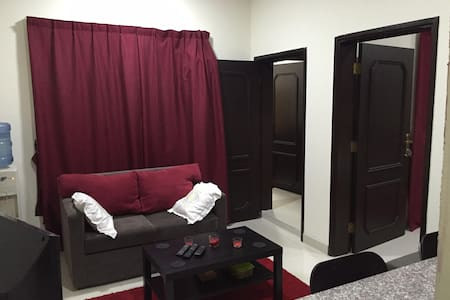 Fully furnished 1BHK - Al Sakhama - Apartment