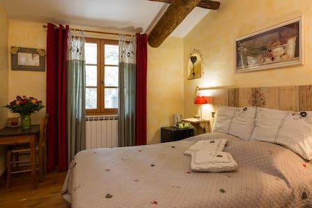 B&B Le Dégoutaud Chambre La Verdale - Le Barroux - Bed & Breakfast