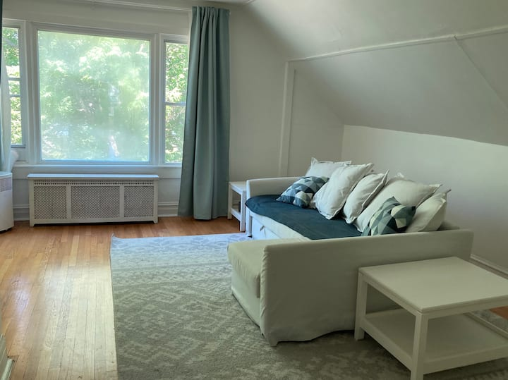 Bright and Cozy Apartment in Quiet Neighborhood