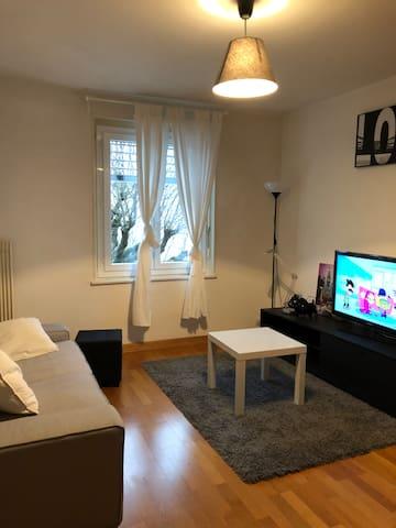 Appartement situé à 5 min centre de ville (métro)