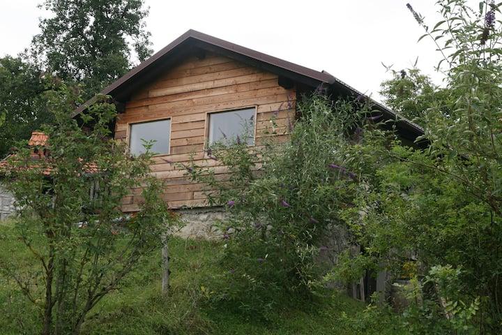 Ranch Organic Garden near Kolpa river