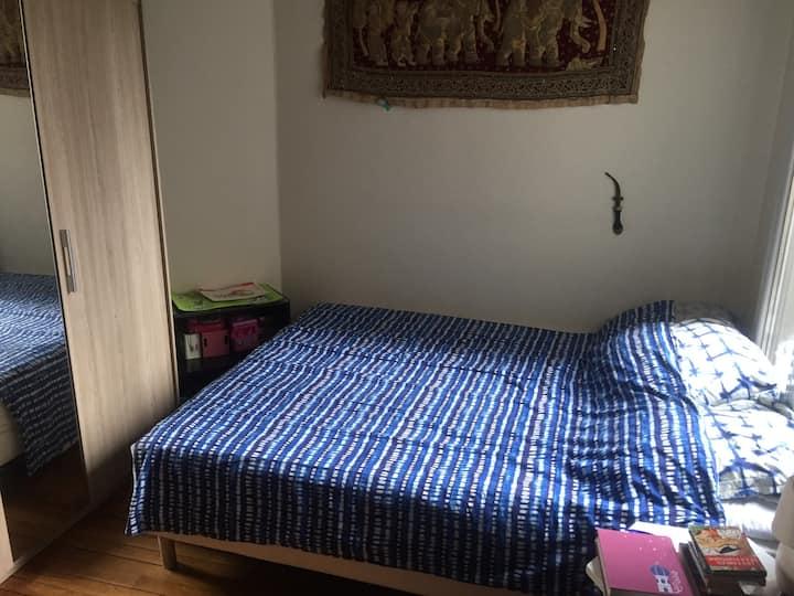 Appartement 2 pièces au pied de Montmartre