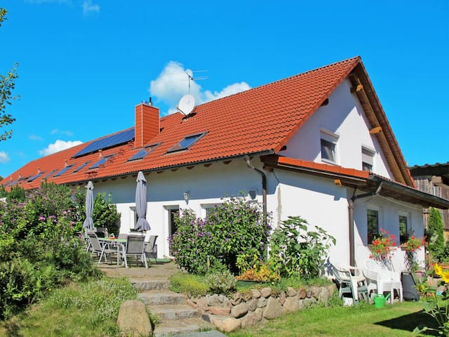 Apartment Ferienanlage am Pälitzsee for 4 persons