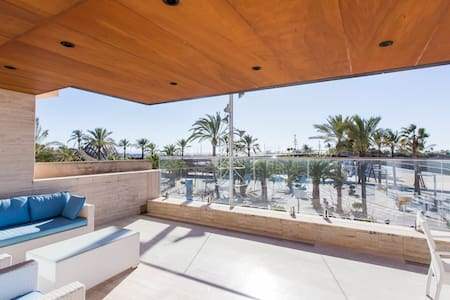 Luxury Sea View - Best in Town! Big Terrace - Alcúdia