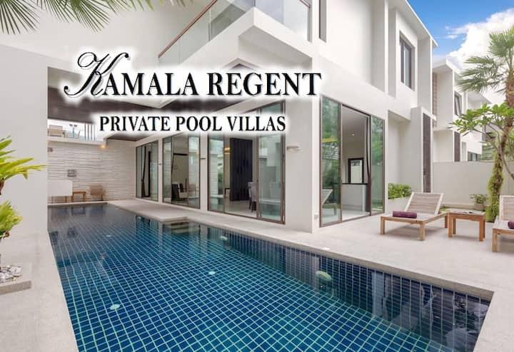 Kamala Regent Luxury 2 Bdrm. Private Pool Villa