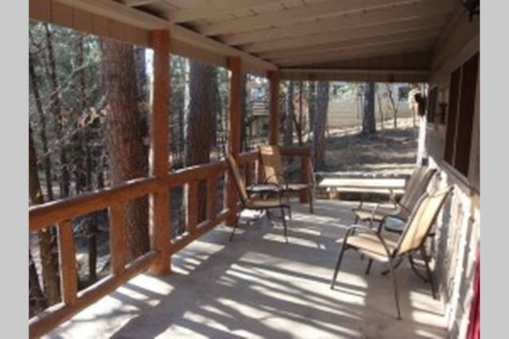 Rustic retreat hot tub wifi cable cabins for rent in for Cabin rentals near ski apache