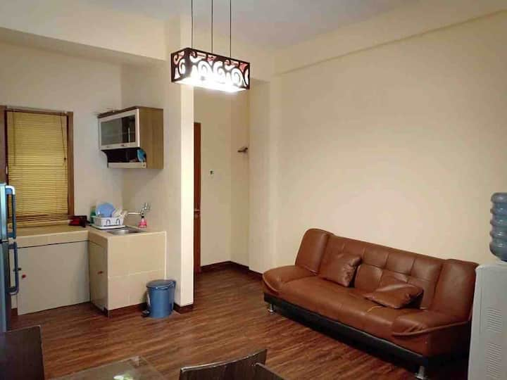 Easy and Clean Stay in Depok Margonda Rez Apt