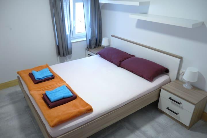 Hostel Pirano double room