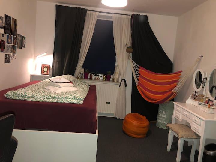 Gemütliches Zimmer in Mitte Bochum