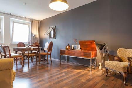 Beautiful cozy flat in Berlin-Mitte - Berlin - Apartment