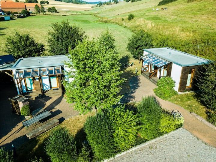 """BIKERHAUS in der Natur 1-DZ """"Rühler Schweiz"""" Nr.9"""