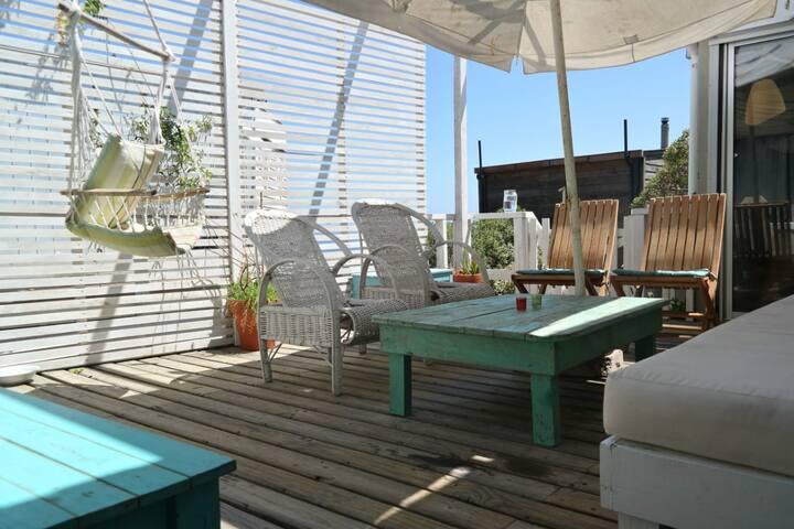 Casa Mediterranea Surf Maitencillo para 2 personas