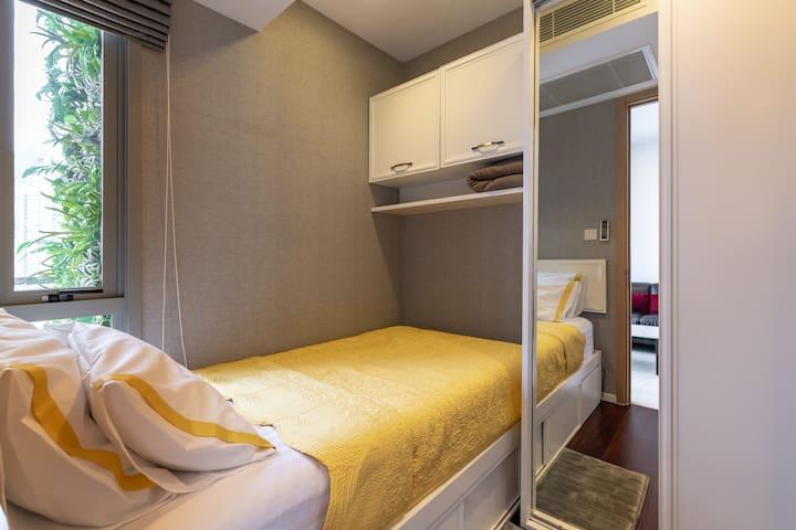 Comfy pleasant guest room
