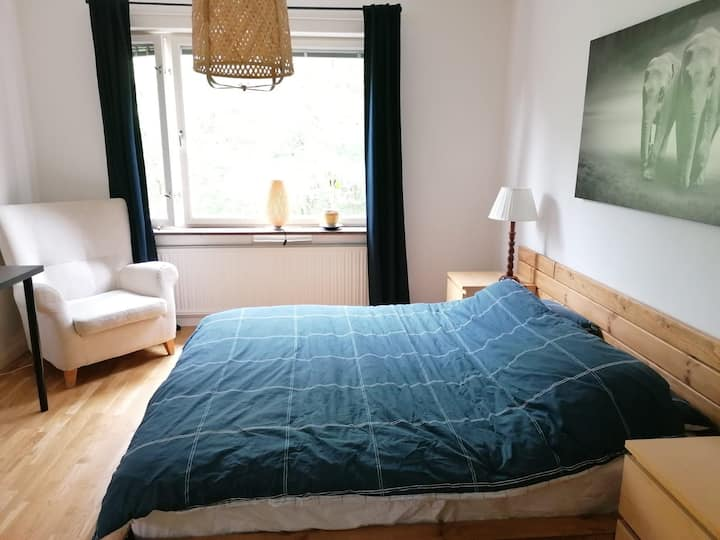 Cozy flat in one of the nicest areas of Stockholm