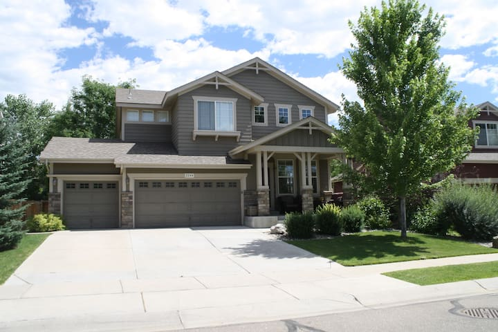 Beautiful home in SE Fort Collins - Fort Collins - House