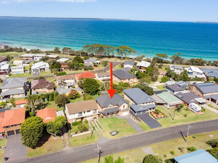 Blue Haven - Vincentia - FREE WIFI & WALKING DISTANCE TO THE BEACH