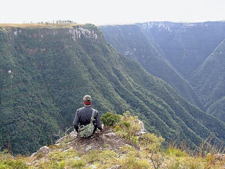 Refúgio privado e cercado pela Natureza