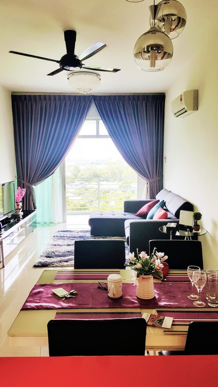A Simple Home (at SkyVilla Residences)