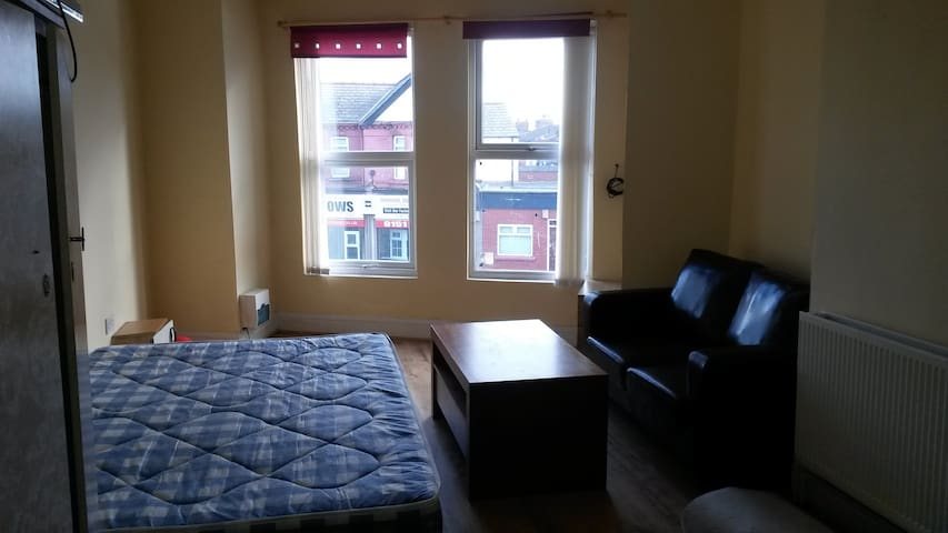 Private studio flat - Liverpool - Apartment