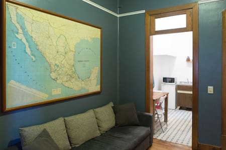 Cozy Apartment in Downtown Mexico City. - Centro - Byt