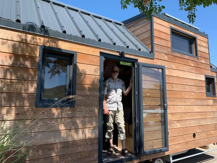 La Tiny House de Pierre