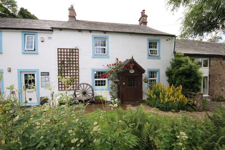 Wallace Lane Farm B&B Room 3 Double - Brocklebank - Bed & Breakfast