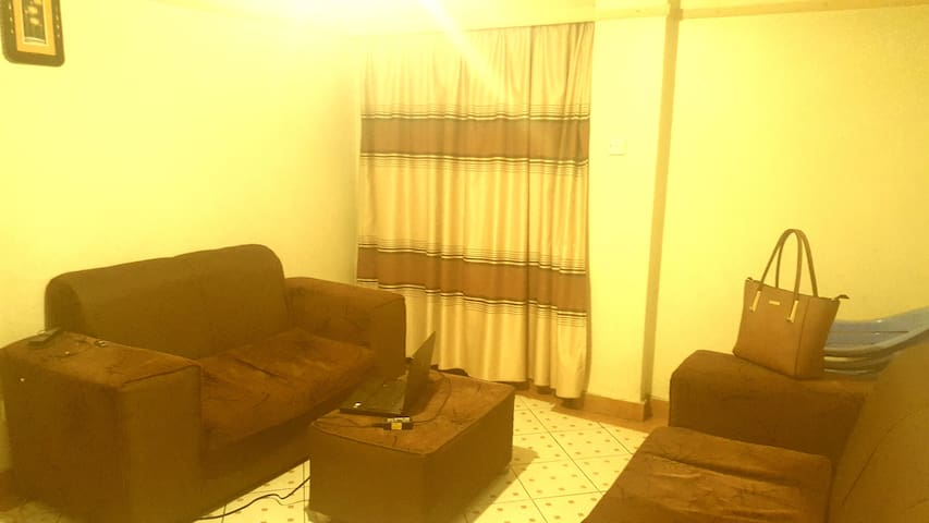 PRIVATE ROOM AT THE HEART OF NAIROBI CBD.