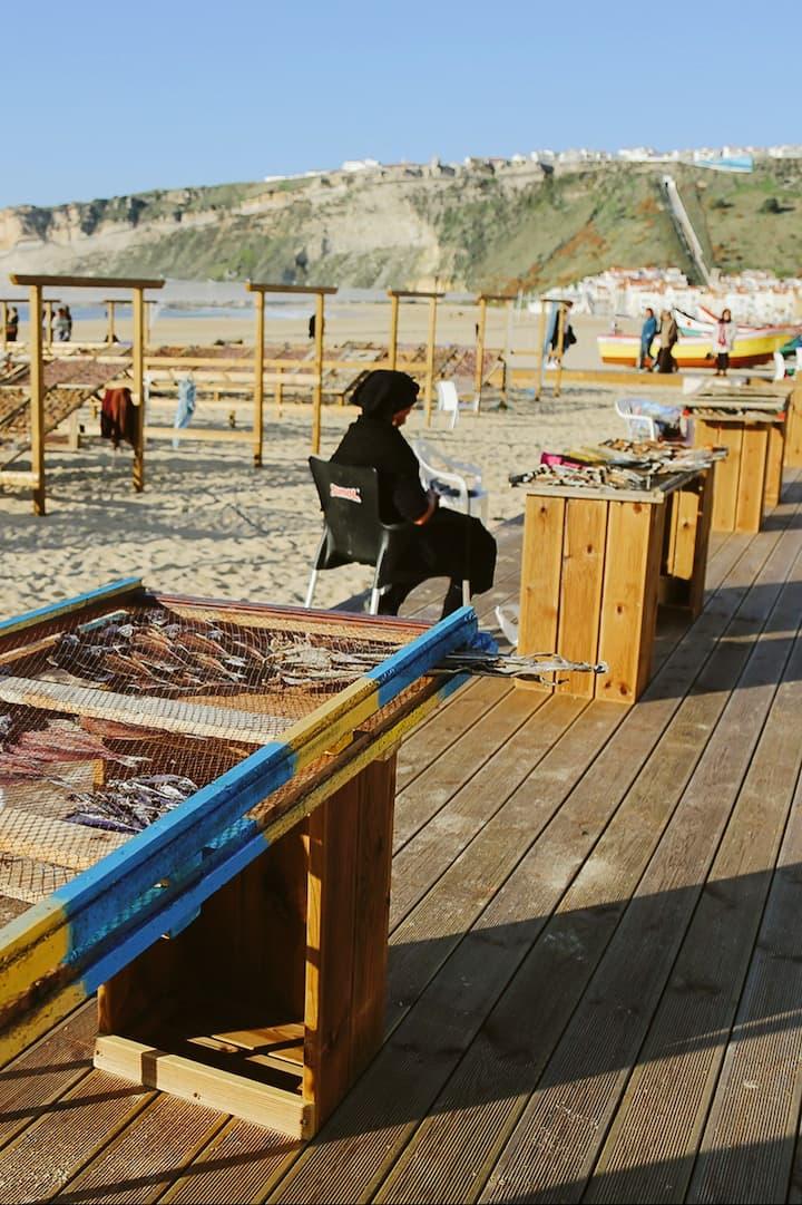Dry Fish Market&Museum