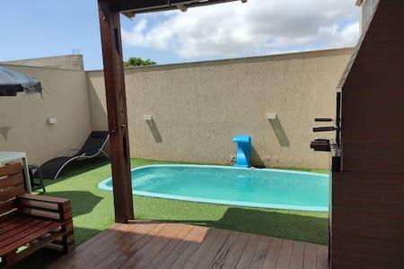 Linda Casa em itaoca Praia, Toda disponível