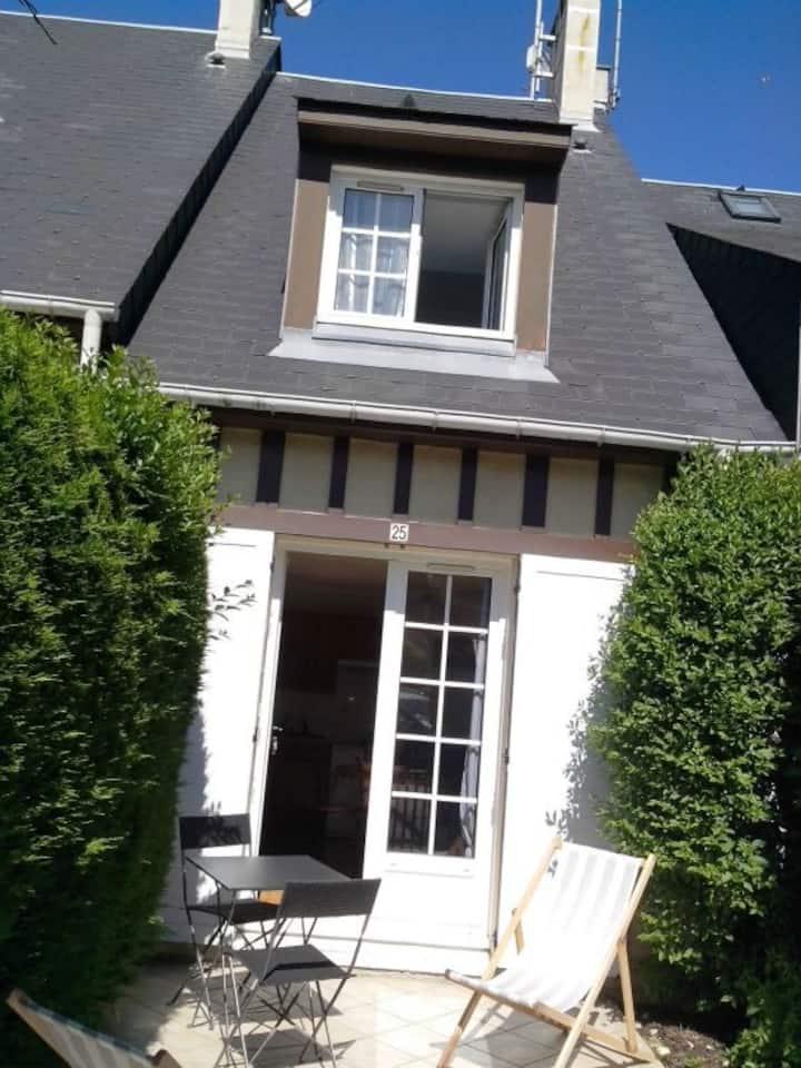 Cottage à Villers sur mer
