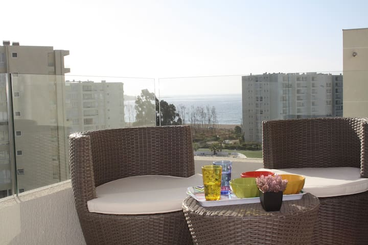 New and and fully equipped appartment - Papudo - Apartment