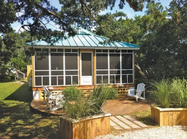 *NO GUEST SERVICE FEE* Cedar Grove Cottage at Ocracoke