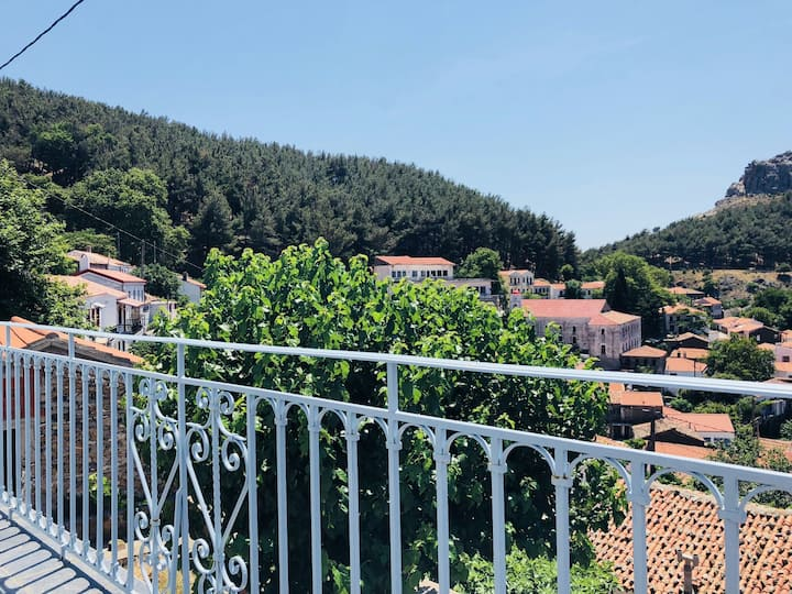 Authentic & Elegant House w/ Best View of Chora