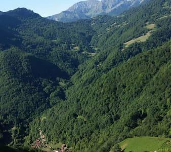 Naturaleza en una aldea pintoresca - Viboli