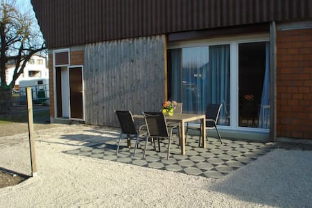 Beautiful appartement with separate kitchen - Ermensee - Lägenhet