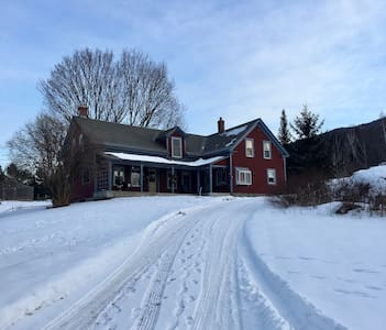 Beautiful Farm Getaway - Waterbury Center