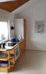 Schöne Studiodachwohnung - Weinheim